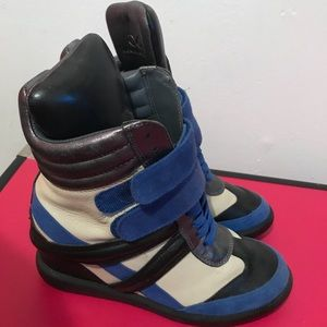 Monika Chiang Wedge Sneakers